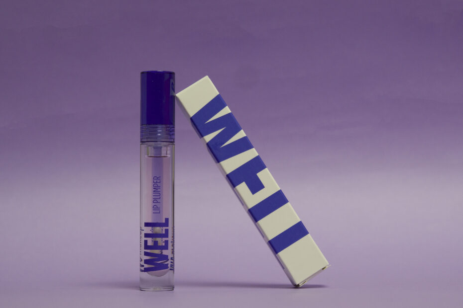Well lip plumper di We Makeup